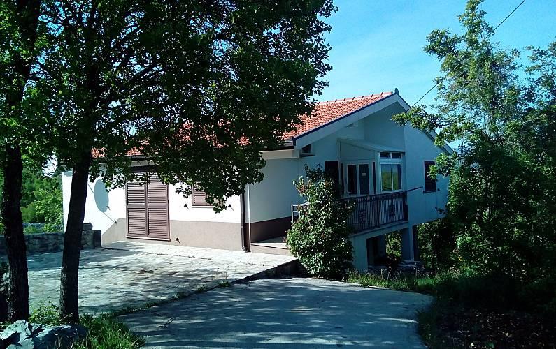 House with amazing views in Poljica Split-Dalmatia -