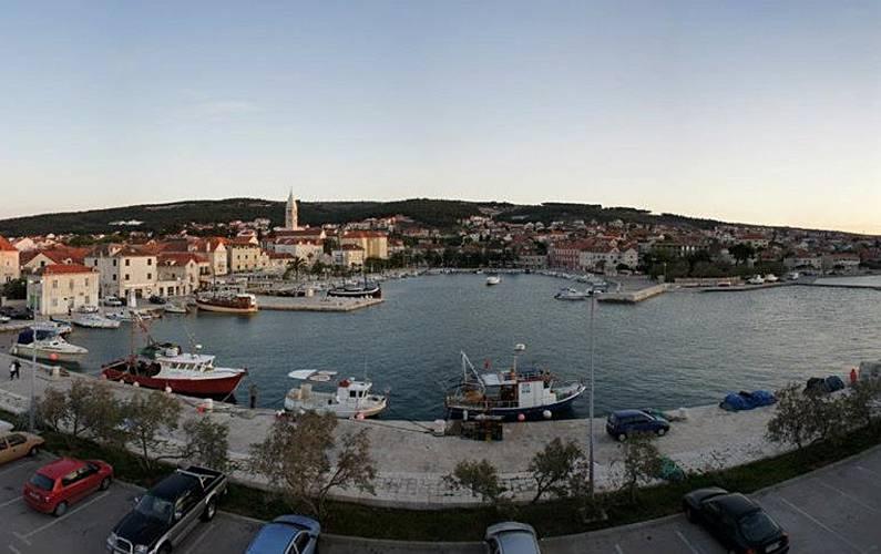 Bonito apt vistas al mar & terraza Split-Dalmacia -