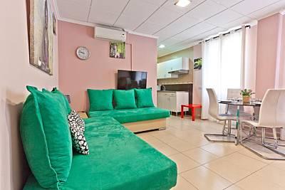 Apartamento de 1 habitaciones en Barcelona centro Barcelona