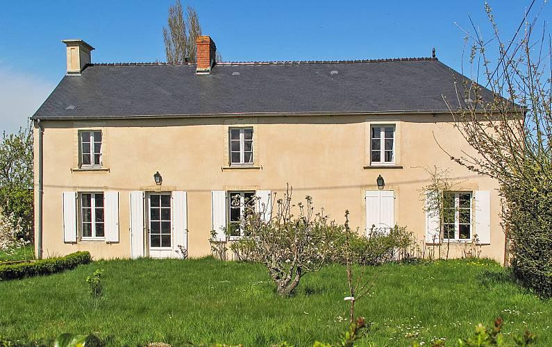 Casa di campagna unifamiliare Calvados -
