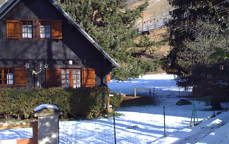Amazing chalet with mountain view Hautes-Pyrenees -