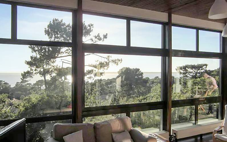 Amazing house with sea view Gironde -