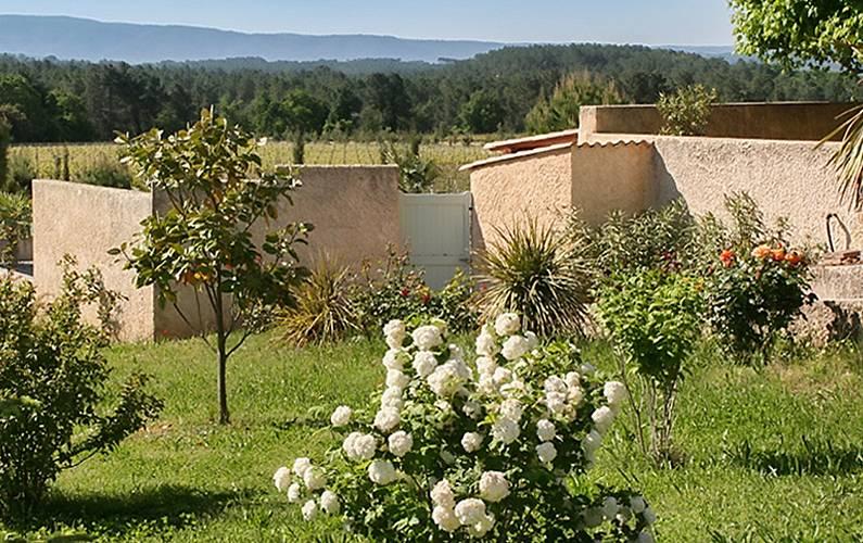 Casa Vaucluse Mormoiron Villa en entorno rural -