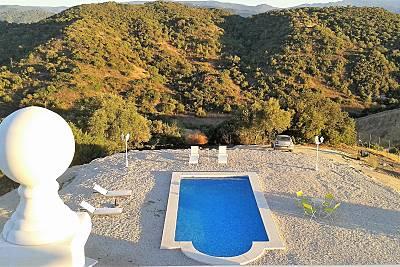 Villa muy bien equipada con piscina Cádiz