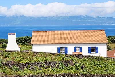 Espaciosa casa vistas al mar Pico