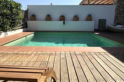 Casadragoncillo casa con jardin y alberca Almería