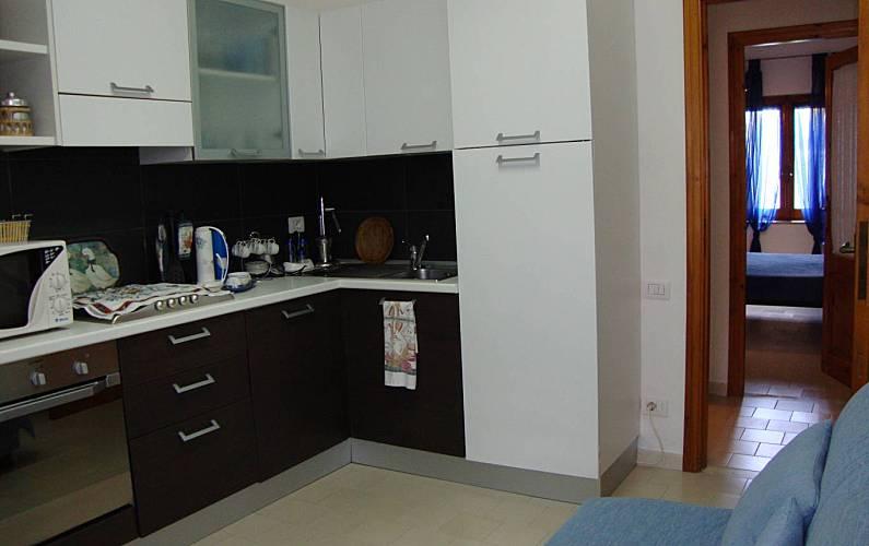 2 Cozinha Cálhari Capoterra Vivendas - Cozinha