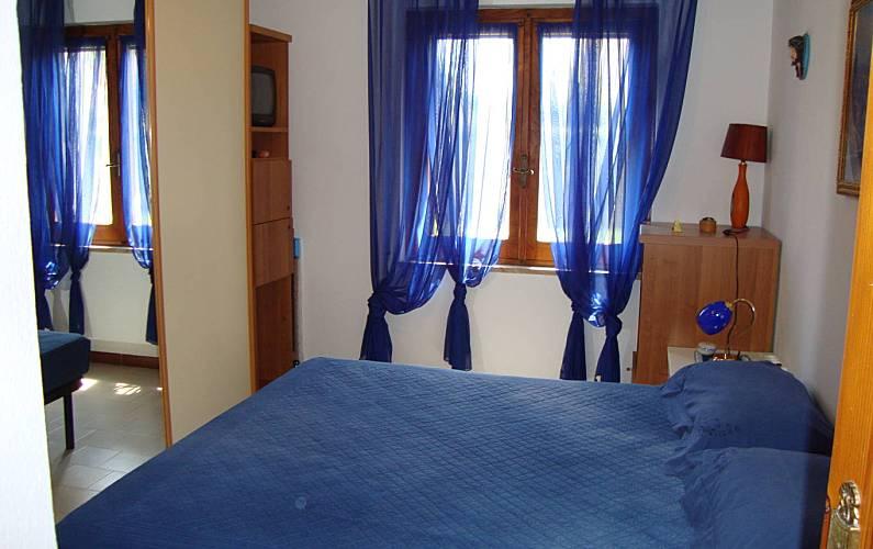2 Bedroom Cagliari Capoterra Villas - Bedroom