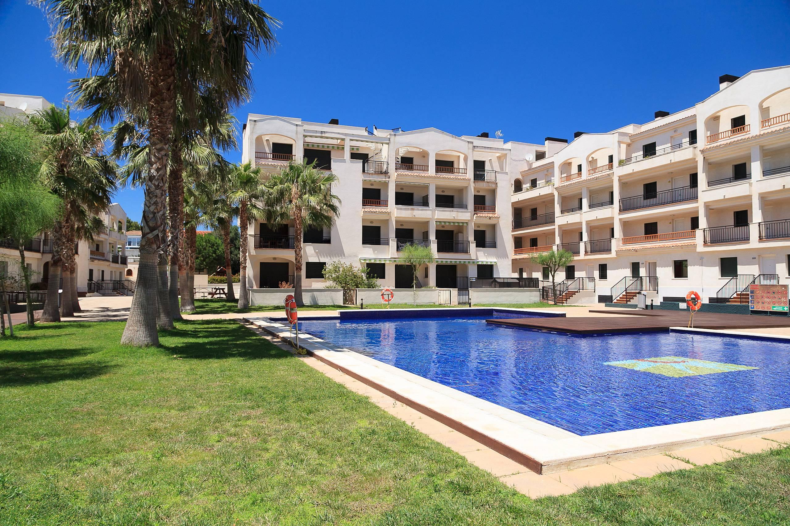 Alquiler espacioso apartamento casa daurada en miami playa costa dorada miami playa mont - Alquiler casas vacacionales costa dorada ...
