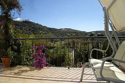 Espaciosa casa vistas a la montaña Málaga