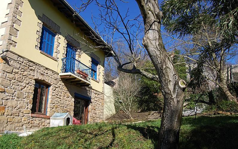 Chalet a la montaña con terraza Guipúzcoa