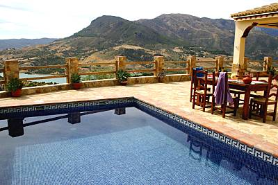 Bello Chalet con vista a la montaña Cádiz