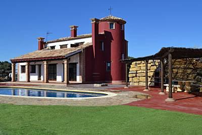 Espaciosa villa con piscina & Wifi Málaga