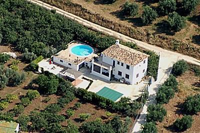Bonita casa con piscina & terraza Córdoba