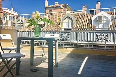 Espacioso apt con terraza & Wifi Granada