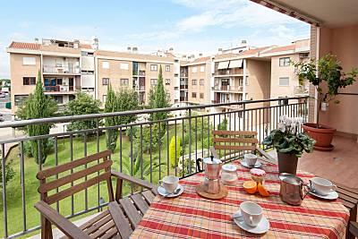 Splendido apt con balcone & Wifi Roma