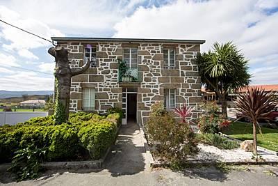 Espaciosa casa vistas a la montaña Lugo