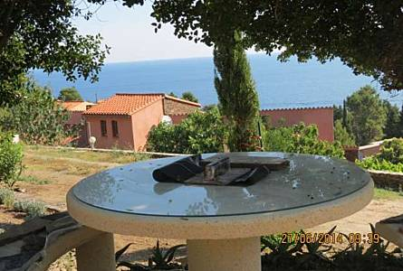 Beautiful Apt With Sea View Wifi Pyrenees Orientales Collioure