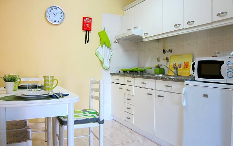 14 Kitchen Algarve-Faro Albufeira Apartment - Kitchen