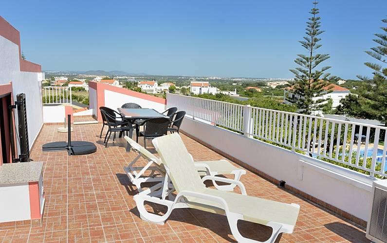 14 Terrace Algarve-Faro Albufeira Apartment - Terrace