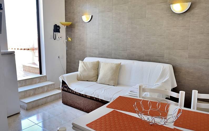 14 Living-room Algarve-Faro Albufeira Apartment - Living-room