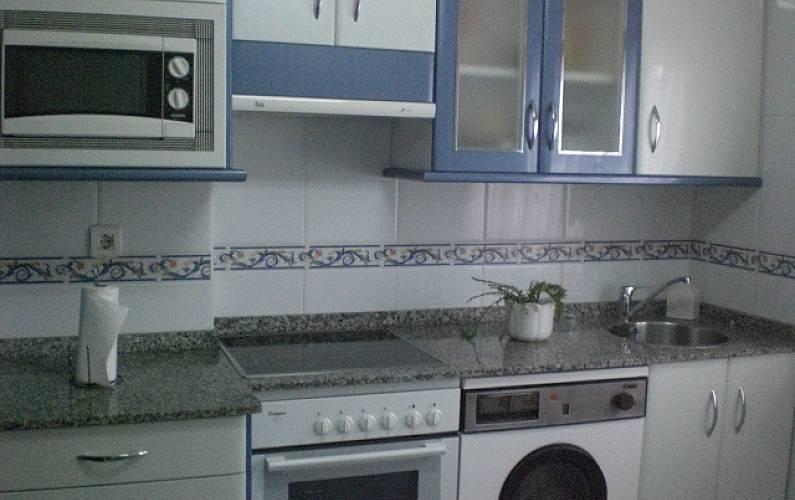 Appartamento Cucina Asturie Gijón Appartamento - Cucina