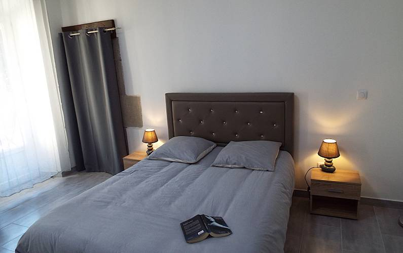 Moulin Bedroom Vaucluse Avignon Cottage - Bedroom