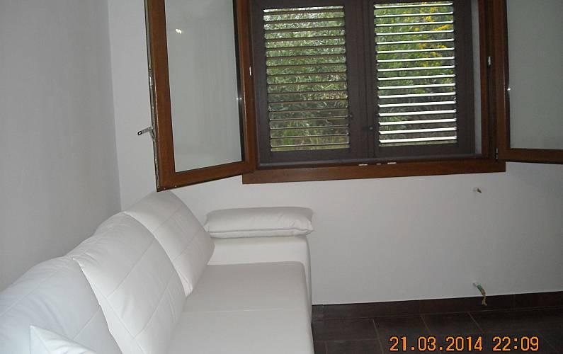 House Living-room Ogliastra Cardedu Apartment - Living-room