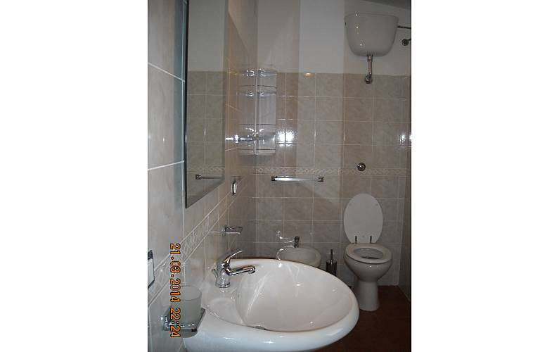 House Bathroom Ogliastra Cardedu Apartment - Bathroom