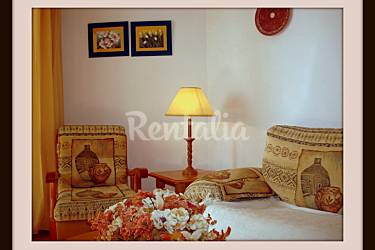 Aparts. Living-room Cádiz Barbate Apartment