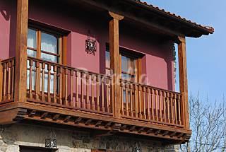 Haus mit 3 Zimmern, 5 Km bis zum Strand Asturien