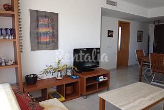 Apartamento para 6-8 personas a 300 m de la playa Almería