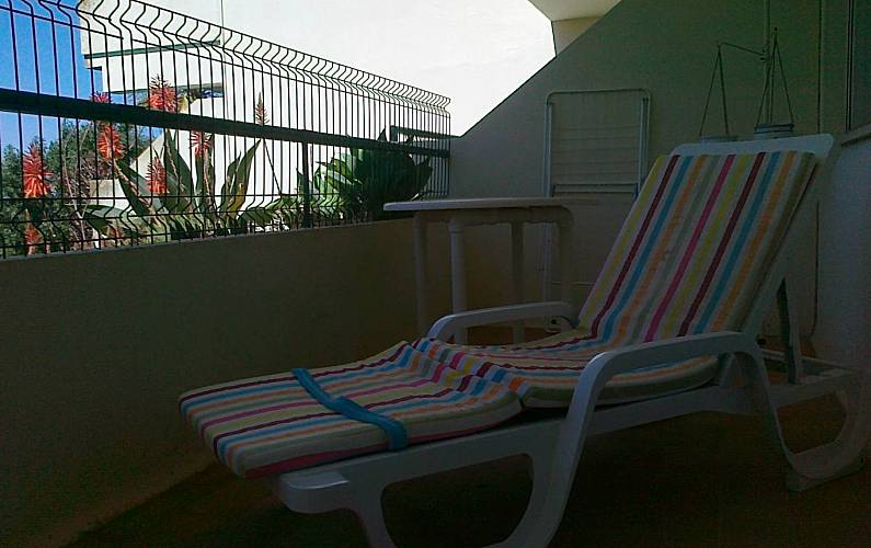 T1 Terraço Algarve-Faro Loulé Apartamento - Terraço