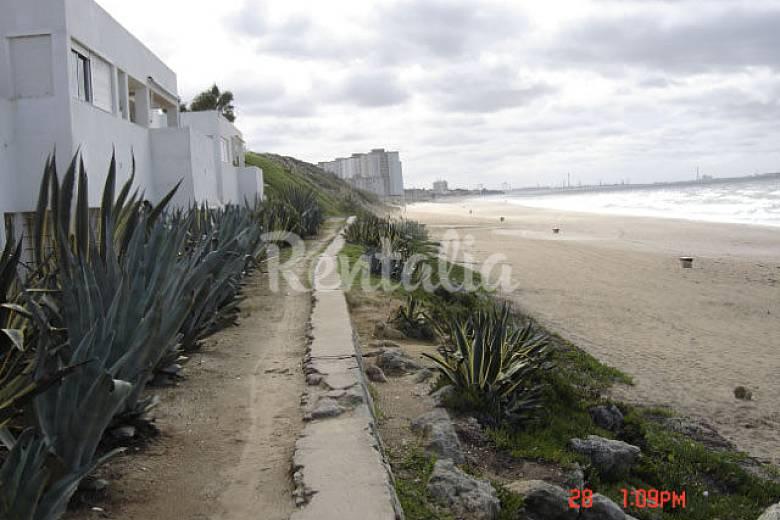 Casa en alquiler en a pie de playa las redes el puerto de santa mar a c diz costa de la luz - Alquiler puerto santa maria ...