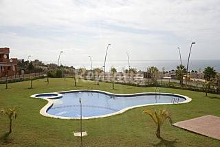 Beautiful apartment for 6, 500meters from beach Murcia