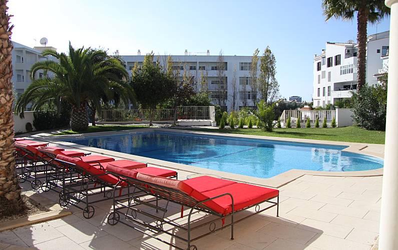 Casa Capri / Alvor com 7 suites 500m da praia Algarve-Faro - Exterior da casa