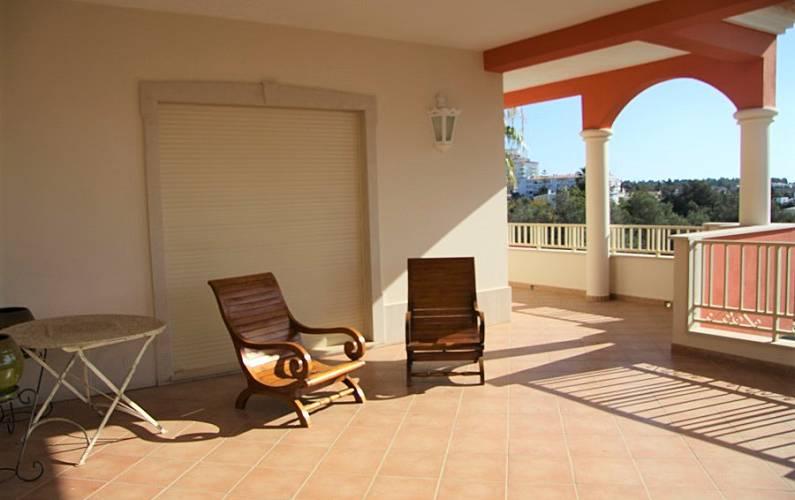 Casa Terraço Algarve-Faro Portimão vivenda - Terraço