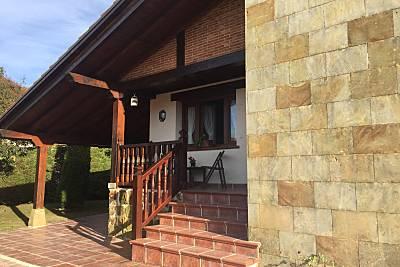 Casa para 6 personas a 4 km de la playa Cantabria