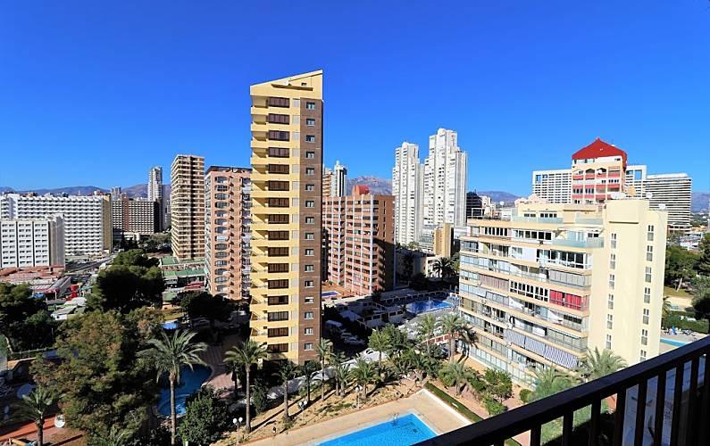 Apartamento para alugar em l 39 alf s del pi romeral l 39 alf s del pi alicante costa blanca - Apartamentos bermudas benidorm ...