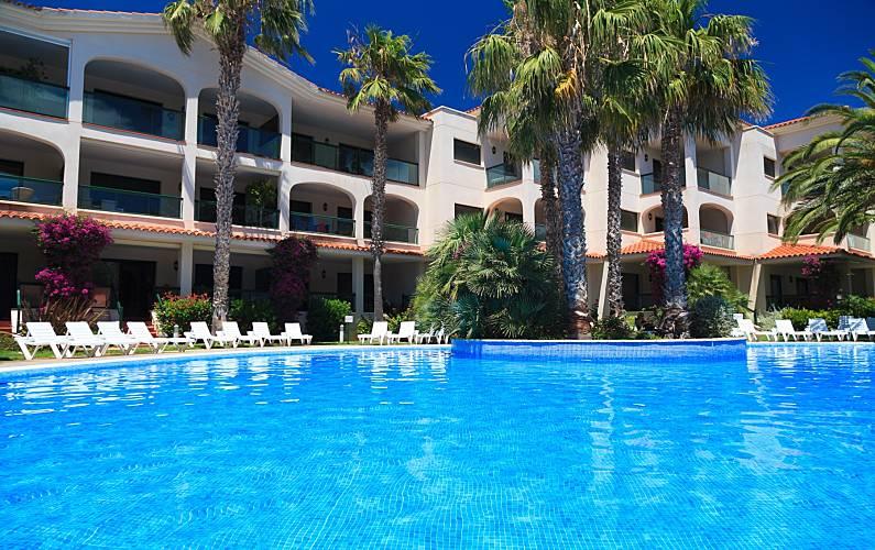 Beachfront Apartment Costa Linda Hospitalet De L Infant L