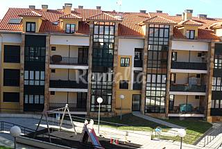 Apartment with 3 bedrooms 2.5 km from the beach Asturias