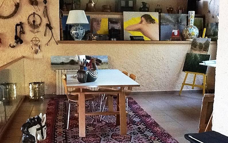 Villa Interior del aloj. Barcelona Seva Villa en entorno rural - Interior del aloj.
