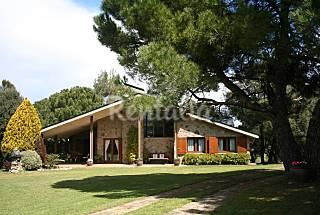 Villa encantadora en parque natural del Montseny Barcelona