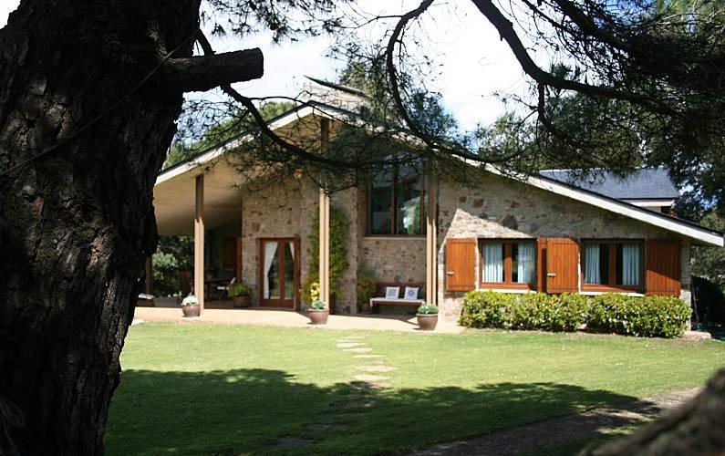 Villa Exterior del aloj. Barcelona Seva Villa en entorno rural - Exterior del aloj.