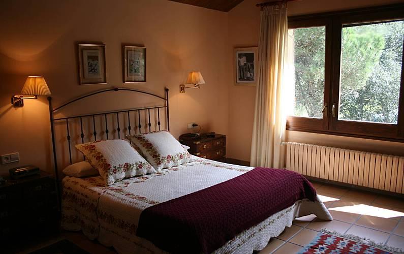 Villa Habitación Barcelona Seva Villa en entorno rural - Habitación