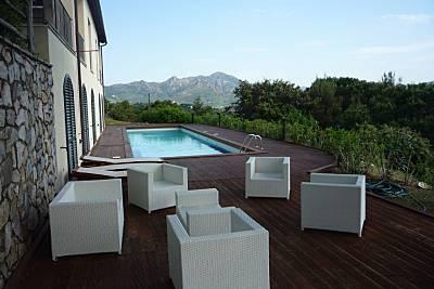 Villa de 4 habitaciones a 1000 m de la playa Livorno
