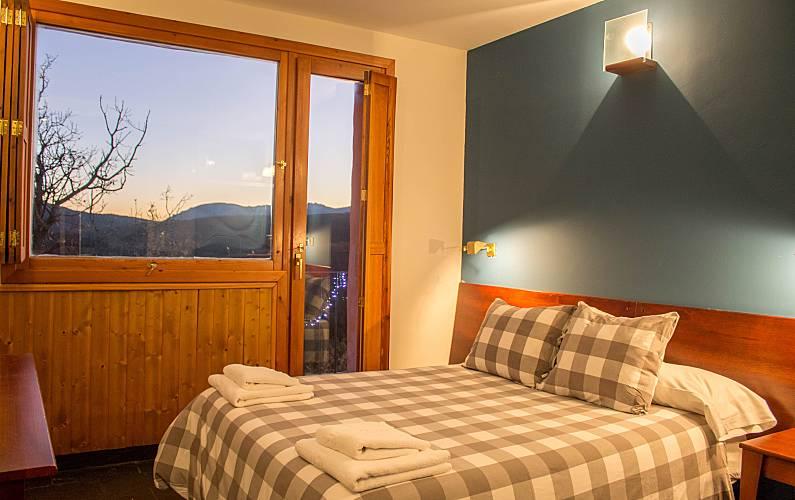 Casa Ávila Hoyocasero Casa en entorno rural -