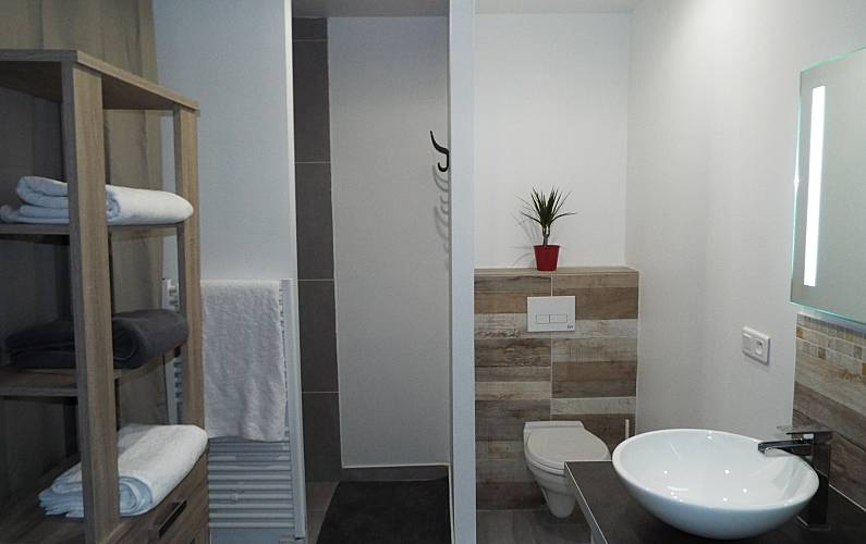 Moulin Bathroom Vaucluse Avignon Cottage - Bathroom