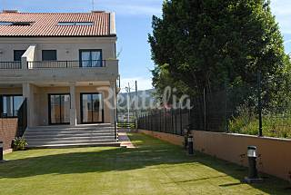 House for rent only 400 meters from the beach Pontevedra