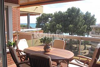 1a línea de mar -Bonito apartamento playa Cambrils Tarragona